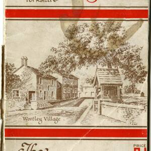 Wortley Rural District Council Guide 1953