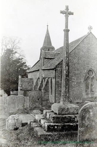 Welsh Newton Cross, 1928