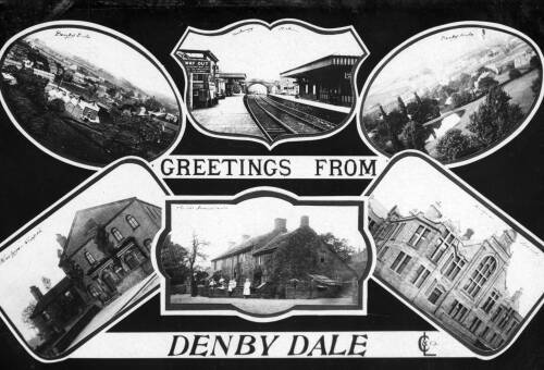 001 Greetings from Denby Dale