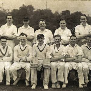 Mortomley Cricket Team.