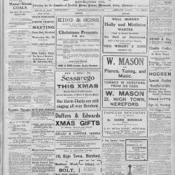 Hereford Journal - December 1916