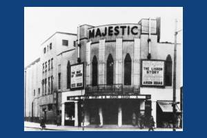 Majestic Cinema, Upper Green West, Mitcham