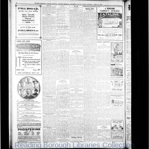 Reading Mercury Oxford Gazette 04-1919