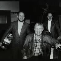 Bobby Worth, Brian Dee and Mario Castronari (left to right)
