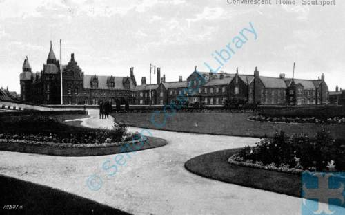 Convalescent Hospital, Promenade Southport