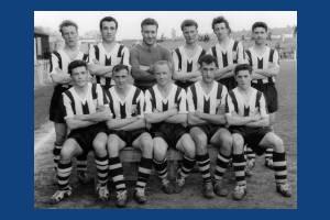 Tooting & Mitcham United Football Club - 1958 Team