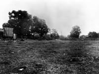 Morden Underground site, prior to construction