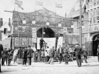Mitcham Fair exhibition booth