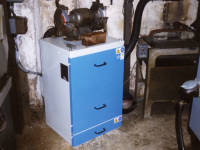 Alfred Wood Ltd: Dust extractor