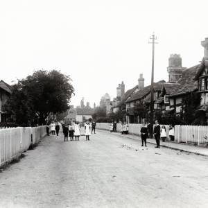 Street Scene, Eardisley