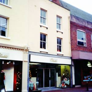 Chadds of Hereford, Commercial Street, c1990