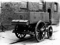 Wimbledon Rail Wagon