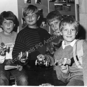 Coit School Chapeltown Red Arrow Challenge 1986 c