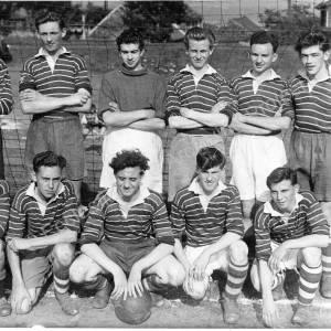 Grenoside Boys Football Team c.1952