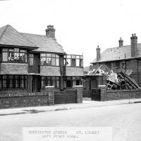Bonnington Avenue, Crosby, 1941 (left view)