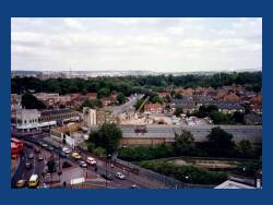 Aerial Views Merton and Morden