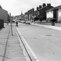Gloucester Road, Bootle, 1987