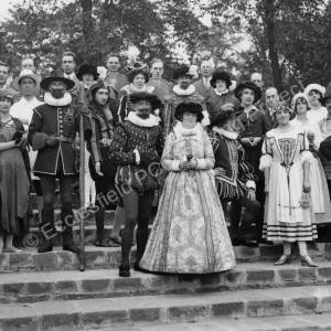 Chapeltown Operatic Society, 'Yeomen of the Guard' cast