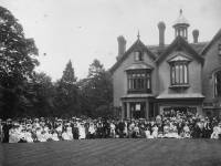 Canon Wilson's Jubilee at Hall Place, Mitcham