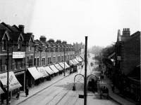 Merton High Street: From the Grove Pub