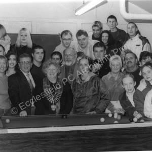 Ecclesfield Youth Club 1999/2000