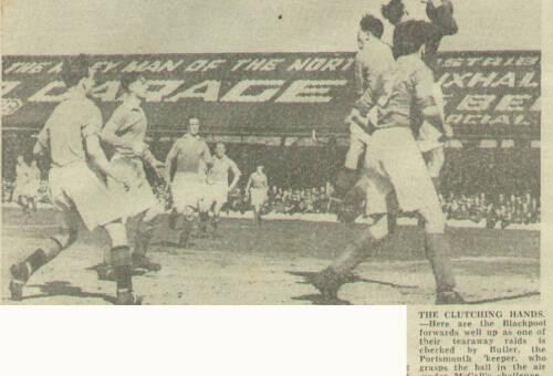 19490409 Blackpool Butler EG