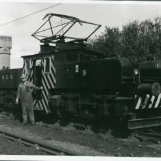 Locomotive Westoe Colliery