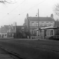 Bus Stop, Westoe Village