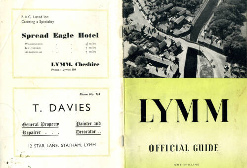 Lymm: the official guide (1)
