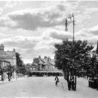 Liverpool Road from Birkdale Station