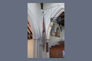 Ensign - St. Mary's Church, Wimbledon