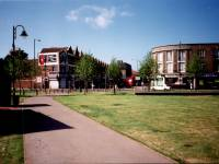 Fair Green, Mitcham: redevelopment