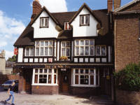 Crown Inn, London Road