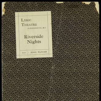 Lyric Theatre, Hammersmith, London, June 1926