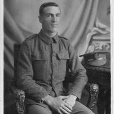 Private soldier of the King's Royal Rifle Corps