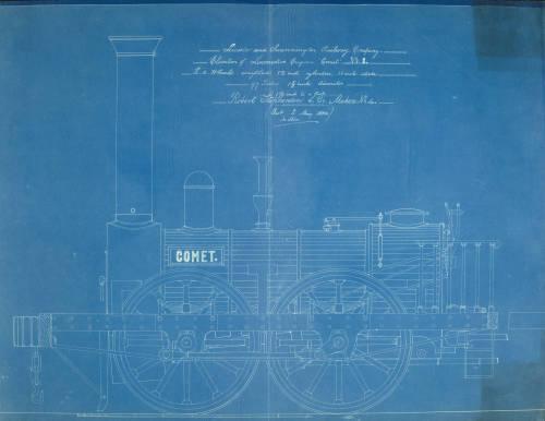 'Comet' engine