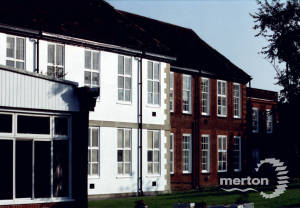 Canterbury Centre, Canterbury Road, Morden