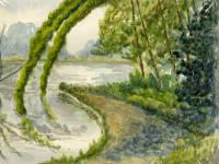"""William Sleath: """"Ravensbury Park"""""""