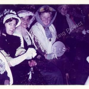 Grenoside St Marks, Edwardian Play  1967