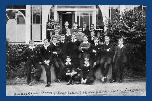 Kings College School : Boarders from Carrodus House