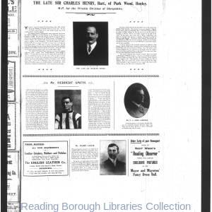 Reading Observer 1914-1920