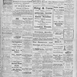 Hereford Journal - 4th April 1914