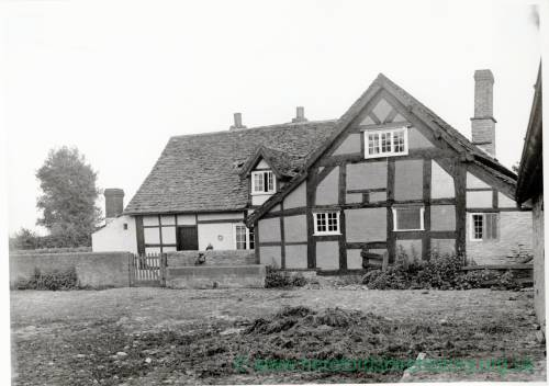 Old Crow Farm, Eardisley, 1937
