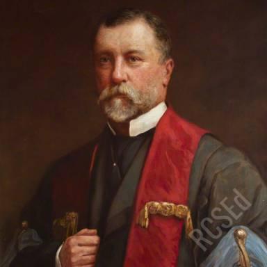 James Dunsmure (1845–1907), FRCSEd (1871), PRCSEd (1899–1900)