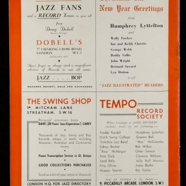 Jazz Illustrated Vol.1 No.2 December 1949 0011