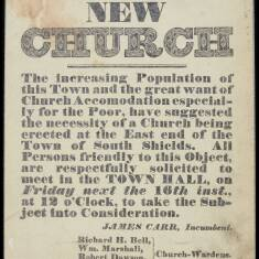 Proposed New Church