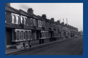 Laburnum Road, Nos. 52-56, Colliers Wood