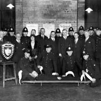 Bootle, police ambulance competition, 1933