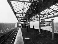 South Merton Station