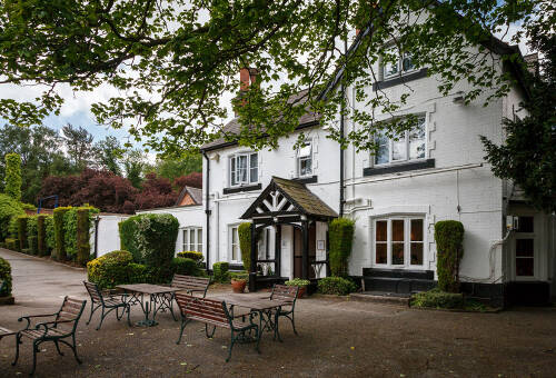 The Lymm Hotel - a collection by Wynford Evans